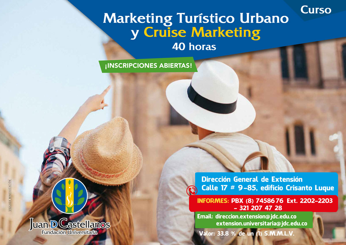 Curso de Marketing Turístico en La Juan